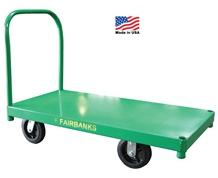 ALL STEEL PLATFORM TRUCKS