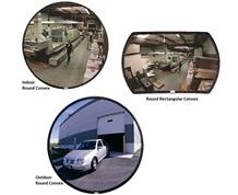 CONVEX WIDE ANGLE SAFETY & SECURITY MIRRORS