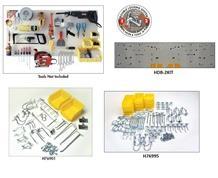 DURABOARD® PEGBOARDS & DURAHOOK® LOCKING PEGBOARD HOOKS
