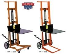 HYDRAULIC LIFT HAND TRUCKS